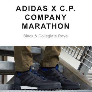 wholesale dealer 035e1 5fd98 Adidas x C.P. Company Marathon UK 8 new with tags NWT